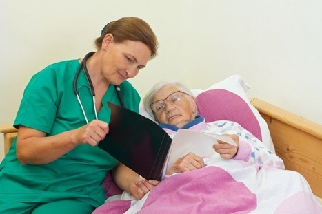End-of-life care fact sheet Available Now | Alzheimer's Support | Scoop.it