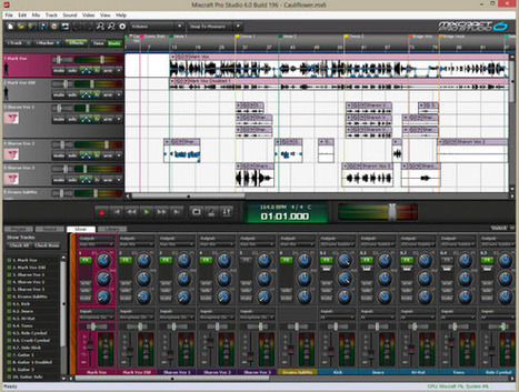 éditer et enregistrer l'audio avec Garageband pour Windows | Créer des rythmes et des mélodies en toute liberté sur le Web | Scoop.it