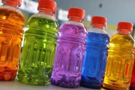 scrumdilly-do!: rainbow discovery bottles | Panda Pride- Pre-K at Lexington Park | Scoop.it