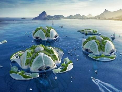 Des villages imprimés en 3D pour dépolluer les océans | Dans l'actu | Doc' ESTP | Scoop.it