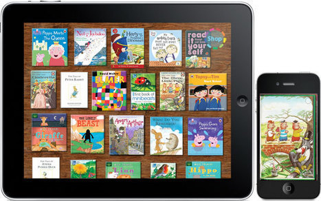 Me Books - Free App Lets Kids Create New Versions of Popular Books | Young Adult and Children's Stories | Scoop.it
