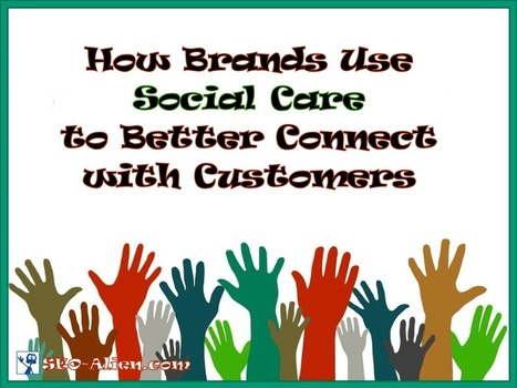 How Brands and Organizations Use Social Media to Better Connect with Customers and Clients | Allround Social Media Marketing | Scoop.it
