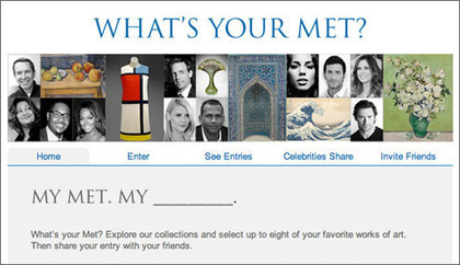 """What's your Met ?"" 