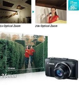 Canon PowerShot SX280 HS 12.1 MP CMOS Digital Camera | Gadget World Store | Camera | Scoop.it
