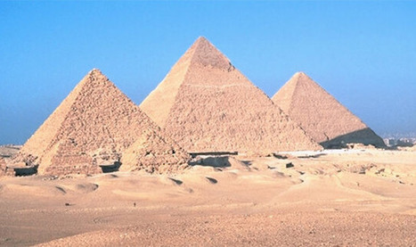 Top 10 Facts about Ancient Egyptian Pyramids | Top Ten Lists | Scoop.it