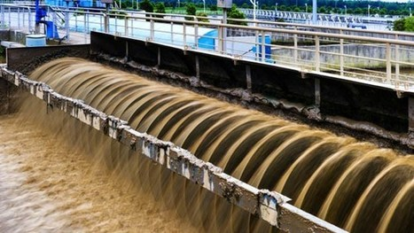 Reclaimed Wastewater: The NextBrita? | Wastewater | Scoop.it