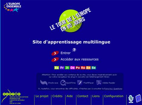 Nouveaux horizons pour les langues : Français | | latreche ahmed | Scoop.it