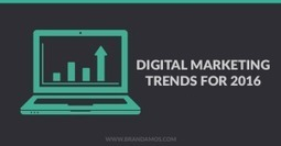 Digital Marketing Trends to Watch in 2016 | Photography | Scoop.it