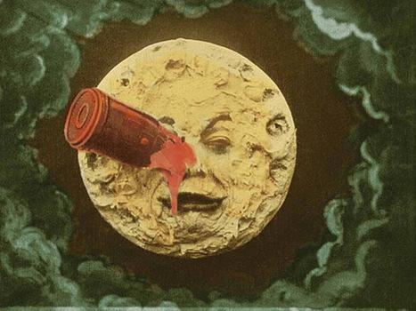 Le Voyage dans la Lune de Méliès en couleur : une restauration… de copyright ? | :: S.I.Lex :: | Bibliothèque, rhubarbe et gougnafier | Scoop.it