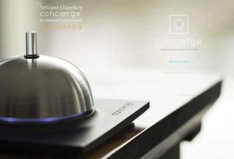 Concierge, le bouton connecté qui gère toute votre domotique. -   Hightech, domotique, robotique et objets connectés sur le Net   Scoop.it