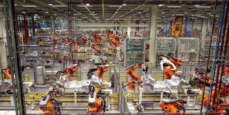 Les robots menaceraient trois millions d'emplois en France d'ici 2025 | ECONOMIES LOCALES VIVANTES | Scoop.it