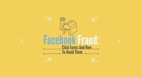 Avoiding Facebook Fraud Infographic | SEO Tips, Advice, Help | Scoop.it