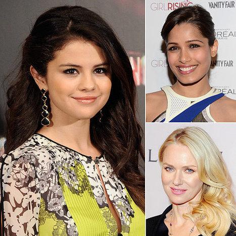 Celebrity Hair and Makeup Photos | Feb. 22, 2013 | Trending hairstyles | Scoop.it