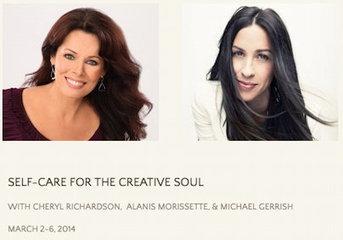 » Sensitivity and Creativity: Cheryl Richardson and Alanis Morissette - The Creative Mind | Highly Sensitive | Scoop.it