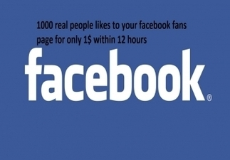 I will 800 facebook non-drop real likes(worldwide) for $1 : mahamudul129 - Seomarts | welcome to Seo marketing Blog. | Scoop.it