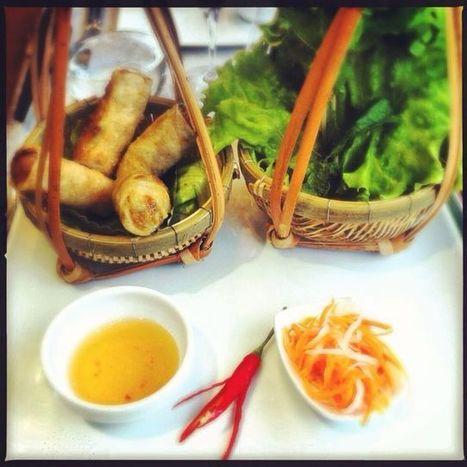 Où trouver des bons restaurants vietnamiens à Paris ?   Blog de Voyage au Vietnam - 360 Degrés Vietnam   Scoop.it