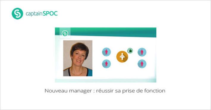 [Novembre] SPOC : Nouveau manager... réussir sa prise de fonction | MOOC Francophone | Scoop.it