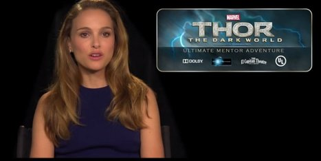 AWESOME 'Thor' Contest For Girls Who Love Science | CLOVER ENTERPRISES ''THE ENTERTAINMENT OF CHOICE'' | Scoop.it