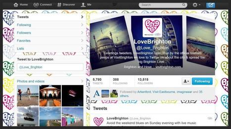 Twitter for tourism destinations – 14 top tips for making the most of Twitter | Tourism Social Media | Scoop.it