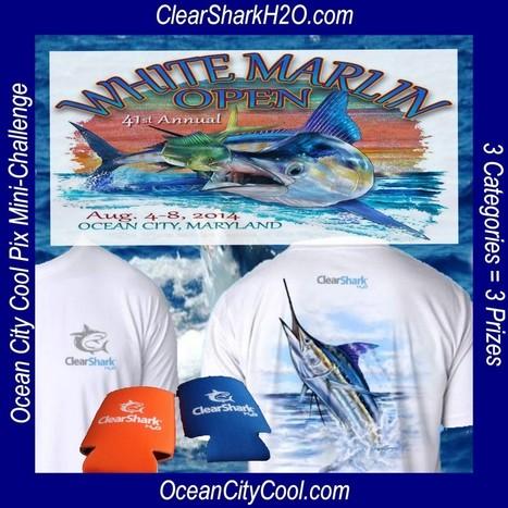 Ocean City Cool Pix White Marlin Open Mini-Chal... | Ocean City Cool Pix Challenges | Scoop.it