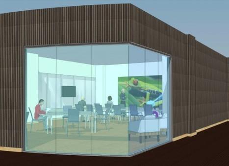 La bibliothèque de la Brown University, le numérique sur écran géant   Innovations en bib municipale   Scoop.it