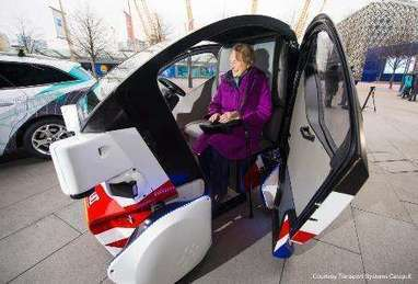 Connected autonomous vehicles promise travel freedom for older adults in the future | News we like | Scoop.it