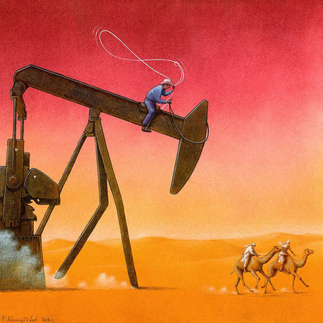 New Gripping Satirical Illustrations By Pawel Kuczynski | Culture and Fun - Art | Scoop.it