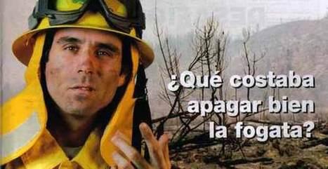 Un pequeño homanaje a los bomberos forestales - El Biocultural   La ecocolumna   Scoop.it