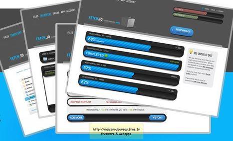 fetch.io : telecharger gratuitement sans compte premium | Maison Ou Bureau | Free software | Scoop.it