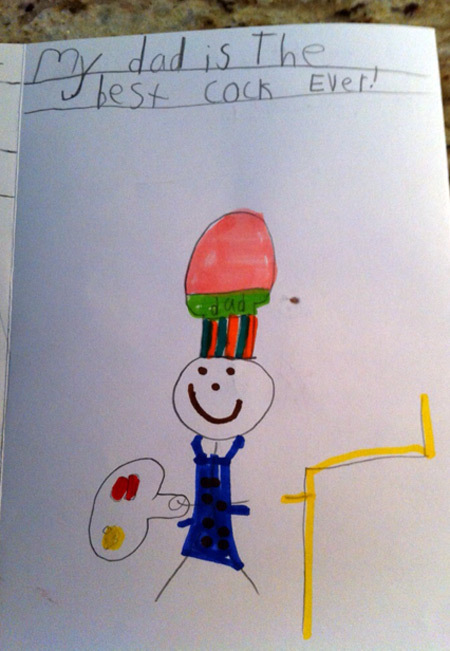 15 Disturbing Kids Drawings | enjoy yourself | Scoop.it