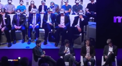 10 MIPTV takeaways #2: VR now a reality? - TBI Vision | MIP Markets media mentions | Scoop.it