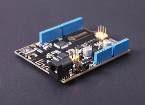 BLEduino - BLE For Arduino [EF01021] - $29.90 : ElecFreaks Store   Raspberry Pi   Scoop.it