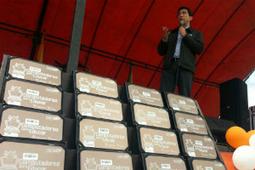 Entregan 640 tabletas digitales a niños de Mosquera, Cundinamarca - Radio Santa Fe | Herramientas Tecnologicas | Scoop.it