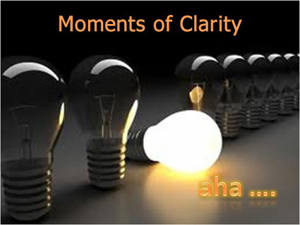 PERPETUAL MOMENTS OF CLARITY | science books, science magazine, science articles | Scoop.it