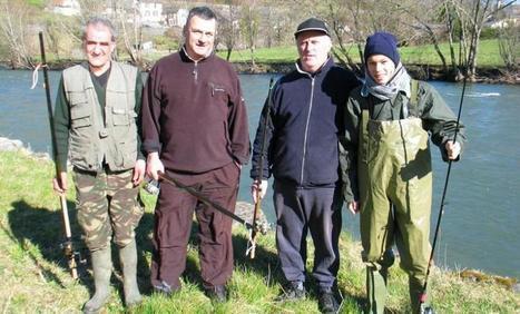 Sarrancolin. Pas de friture au bout de la ligne pour l'ouverture de la pêche | Vallée d'Aure - Pyrénées | Scoop.it