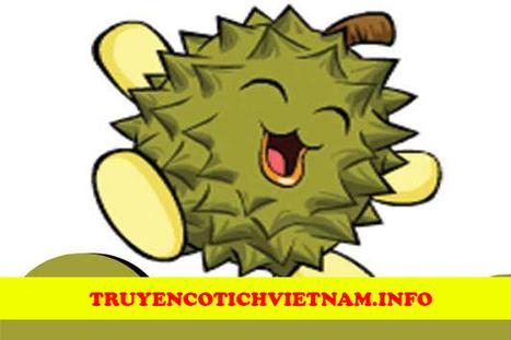 """Truyện cổ tích Việt Nam """" Sự tích Sầu Riêng""""   Khoan cat be tong   Scoop.it"""