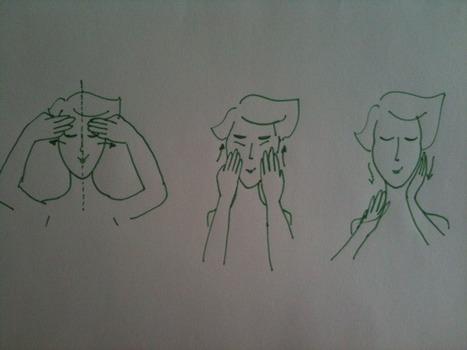 Anti-âge : Gym faciale et massage du visage | zenitude - toucher bien-être strasbourg | Scoop.it