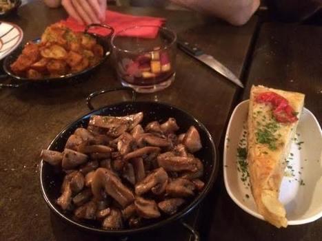Au bistro Basque : manger des tapas dans le 10ème arrondissement   Cote-basque way of life   Scoop.it