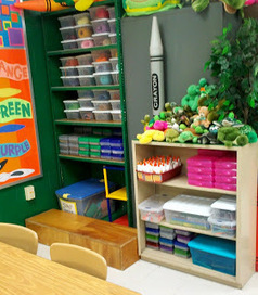 Art With Mr. E: Art Room Set Up 2011 | My Love for Spanish Teaching | Scoop.it