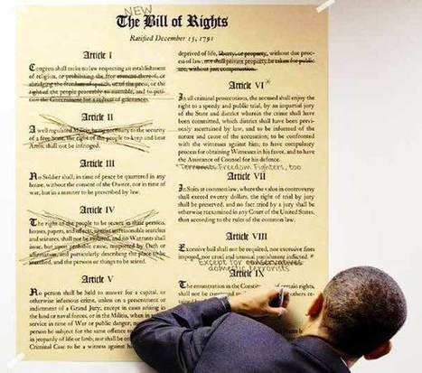 Is The Constitution Worth The Paper It's Written on Anymore? | Prepping | Scoop.it