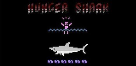 Incarnez un requin affamé dans Hunger Shark sur Atari 2600 par Achille Micral | Retrogaming | Scoop.it