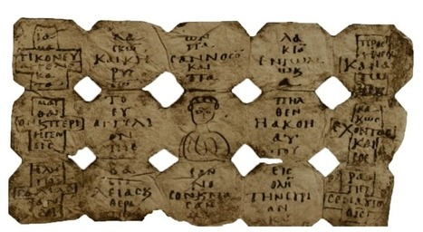 Parchment Manuscripts Discovered at Oxyrhynchus | Net-plus-ultra | Scoop.it
