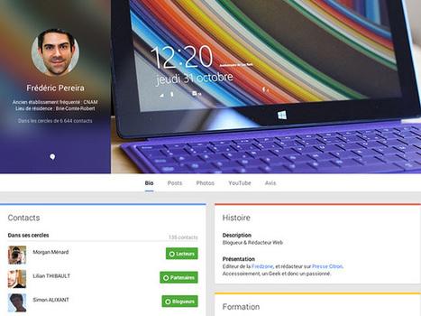 Google+ : du nouveau pour l'application Android, et pour le portail web | netnavig | Scoop.it