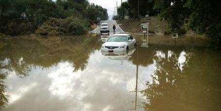 Une violente tempête déferle sur la Californie | The Blog's Revue by OlivierSC | Scoop.it