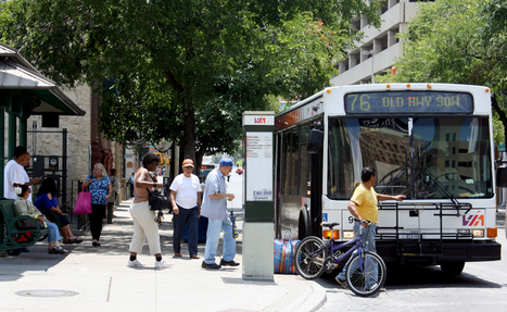 VIA Metropolitan Transit is giving away free e-books | Ebook and Publishing | Scoop.it