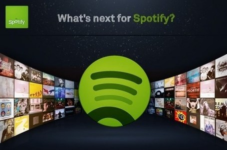 What's next for Spotify: How about the web? | Radio 2.0 (Fr & En) | Scoop.it