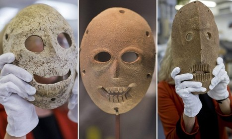 ISRAEL : 9,000-year-old masks could have been used in magical ceremonies | World Neolithic | Scoop.it