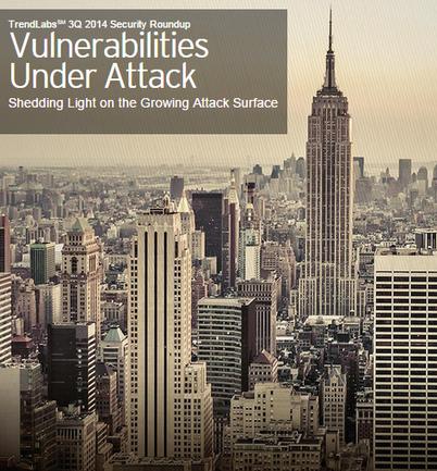 Rapport de sécurité Q3: Des vulnérabilités sans précédent et de nouvelles cyberattaques sophistiquées | Libertés Numériques | Scoop.it