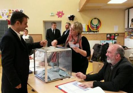 Jour J : Vote de Patrick Jimena (Vivre Mieux à Colomiers) | Municipales à Colomiers : Les échos de la campagne dans la 2e ville de Haute-Garonne | Scoop.it