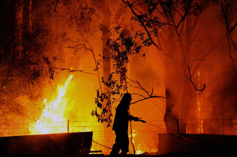 Record Heat Fuels Widespread Fires in Australia | Sustainable Architecture + Construction | Scoop.it